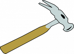 Hammer | Free Stock Photo | Illustration of a hammer | # 15035