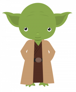 28+ Collection of Cute Yoda Clipart   High quality, free cliparts ...