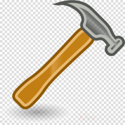Hammer, Tool, Hand Tool, transparent png image & clipart ...