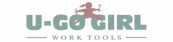 The Pink Hammer - U-GoGirl Work Tools