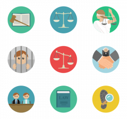 Law Icons - 1,633 free vector icons