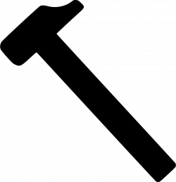 Claw Hammer Svg Png Icon Free Download (#536015) - OnlineWebFonts.COM