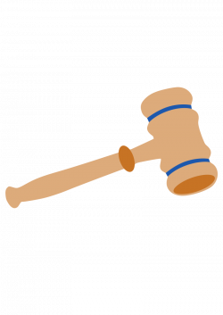 Images of Law Hammer Clipart - #SpaceHero