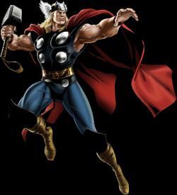 Marvel Avengers Alliance Thor Classic by ratatrampa87.deviantart.com ...