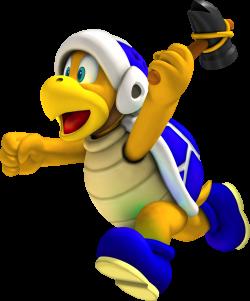 Blue Hammer Bro. | Fantendo - Nintendo Fanon Wiki | FANDOM powered ...