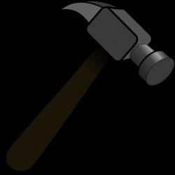 Hammer Clip Art at Clker.com - vector clip art online, royalty free ...