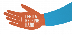 Lend A Helping Hand Clipart & Lend A Helping Hand Clip Art Images ...