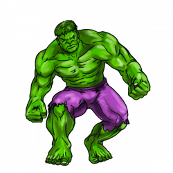 Hulk #Clip #Art. (How to draw hum) ÅWESOMENESS!!!™ ÅÅÅ+ | HERO CLIP ...