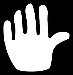 Hand Clip Art at Clker.com - vector clip art online, royalty free ...