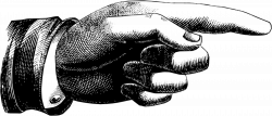 Vintage Hand Clip Art (53+)