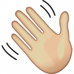28+ Collection of Hand Waving Clipart | High quality, free cliparts ...