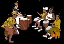 African Drum: A Unique Musical Instruments - Drum Factory ...