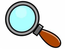28+ Collection of Magnifying Lens Clipart | High quality, free ...