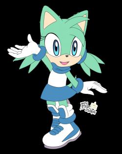 Irma the hedgehog | Sonic the hedgehog and friends! | Pinterest ...