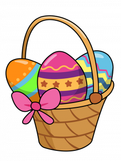 Easter Basket Clipart - Happy Easter Images, Easter Pictures, Photos ...