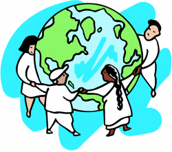 Happy International Friendship Day Animated Clip Art