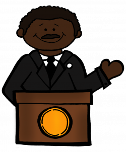 Martin Luther King Jr Day Clipart at GetDrawings.com | Free for ...