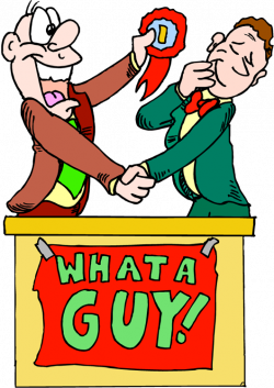 What A Guy Compliment Clip art Picture - Images, Photos, Pictures