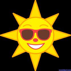 Happy Sun Clip Art - Sweet Clip Art