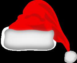 CHRISTMAS SANTA HAT CLIP ART | CLIP ART - CHRISTMAS 1 - CLIPART ...