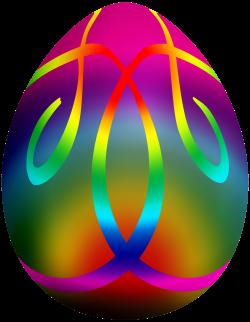 Colorful Easter Egg PNG Clip Art - Best WEB Clipart