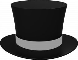 Black Cylinder Hat PNG Image - PurePNG   Free transparent CC0 PNG ...