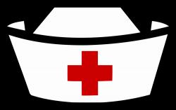 Top Of Nurse Hat Clipart | Letters Format