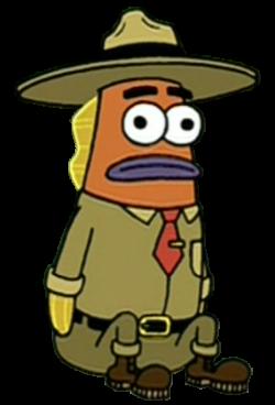 Forest Ranger   Encyclopedia SpongeBobia   FANDOM powered by Wikia