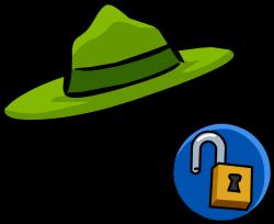 Image - Park Ranger Hat (Unlockable).png   Club Penguin Wiki ...