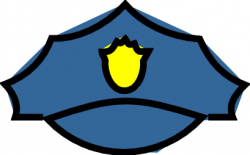67+ Police Hat Clip Art | ClipartLook