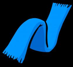 Blue Scarf | Club Penguin Wiki | FANDOM powered by Wikia