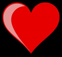 Heart 5 Clip Art at Clker.com - vector clip art online, royalty free ...
