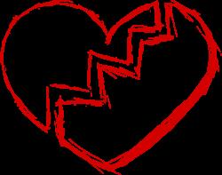 Broken Heart (PNG Transparent) | OnlyGFX.com