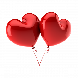 Heart Balloon Clip art - Heart balloon 1200*1200 transprent Png Free ...