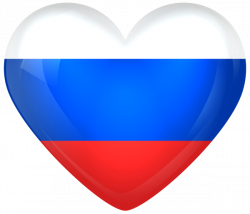 Russia Large Heart Flag | Мне нравится | Pinterest | Russia, Flags ...