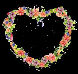 floral heart tattoos | Jinifur Flower Heart by jinifur | tatoos ...