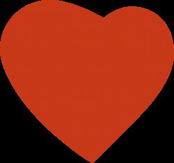 Clipart - Heart, Cuore