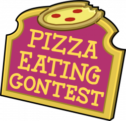 Image - Pizza Eating Contest logo.png | Club Penguin Wiki | FANDOM ...