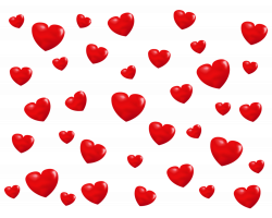 Little Hearts Overlay transparent PNG - StickPNG