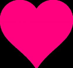 Heart 70 Clip Art at Clker.com - vector clip art online, royalty ...