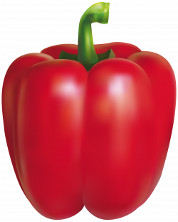 Red Pepper PNG Clipart Image | Gallery Yopriceville - High-Quality ...