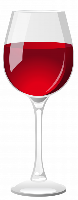 Red Wine Glass PNG Clipart - Best WEB Clipart