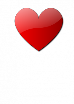 Heart | Free Stock Photo | Illustration of a red heart | # 14159