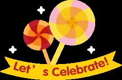 Lollipop Cartoon Clip art - Cartoon cute lollipop label 5944*3943 ...
