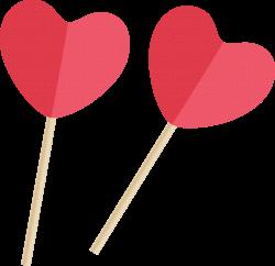 Adobe Illustrator - Heart lollipop 2138*2078 transprent Png Free ...