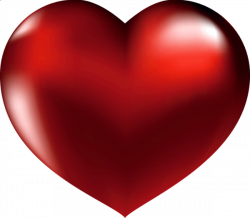 Large Red Heart Clipart | ♕•❈• VALENTINE'S DAY •❈•♕ | Pinterest ...