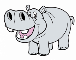 Hippo clipart png | Nice Coloring Pages for Kids