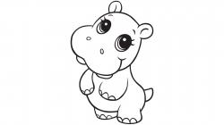 Free Cute Hippo Cliparts, Download Free Clip Art, Free Clip ...
