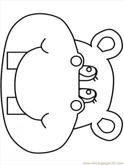 Free Hippopotamus Art, Download Free Clip Art, Free Clip Art ...