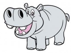 19 Hippo clipart HUGE FREEBIE! Download for PowerPoint presentations ...